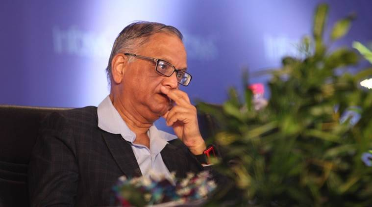 Infosys, N R Narayana Murthy, Vikas Sikka, R Seshasayee, Nandan Nilekani and Kris Gopalakrishnan, Infosys news,Infosys latest news, India news, India Business news, latest news
