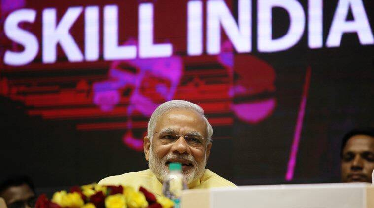 Skill India, Narendra Modi, Modi-Skill India, India-Europe, Europe-India, India-Europe collaboration, India news, Indian Express