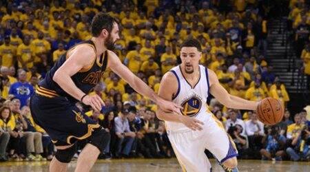 NBA Finals: Holding Steph Curry not enough, Golden State Warriors take Game 1 against Cleveland Cavaliers