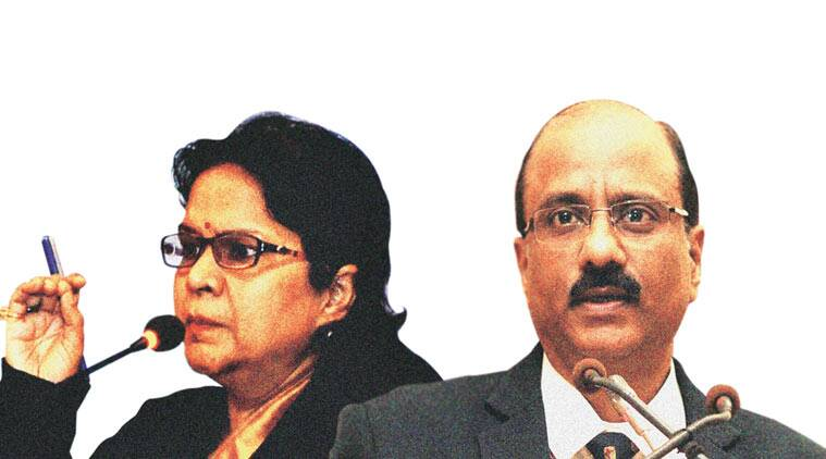 ncpcr controversy, National Commission for Protection of Child Rights, ncpcr delhi high court, ncpcr chairperson, ncpcr member secretary, ncpcr member secretary repatriation controversy, Stuti Kacker, Asheem Srivastav , Asheem Srivastav ncpcr transfer controversy, Asheem Srivastav Stuti Kacker, india news, latest news