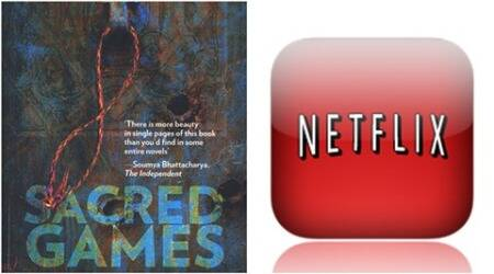 Netflix announces first original series from India based on Vikram Chandra's SacredGames