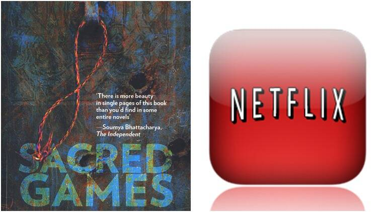 netflix, netflix india, Sacred Games, vikram chandra, Sacred Games movie, Sacred Games news, netflix news, netflix india news, netflix india debut, phantom films, entertainment news