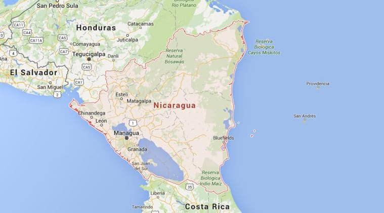 Mexico, Mexico citizens, Nicaragua, Nicaragua arrest, Nicaragua explosives, Mexico tourist, Mexico tourist arrest, Mexican arrested, Mexican arrest, Mexico Nicaragua, world news, Nicaragua news, Mexico News