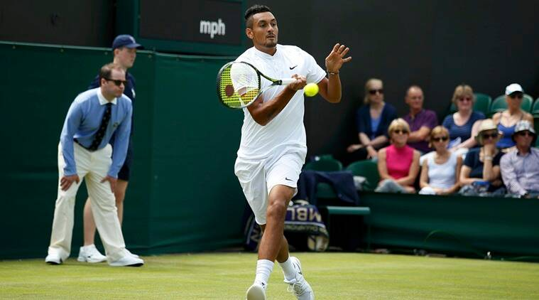 Wimbledon 2016, Wimbledon, Wimbledon results, Wimbledon scores, Nick Kyrgios vs Radek Stepanek, Radek Stepanek vs Nick Kyrgios, Kyrgios vs Stepanek, Tennis score, Tennis results, Tennis