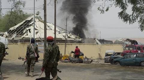 Nigeria, Nigeria suicide bombing, Nigeria mosque bombing, Ramadan vigil bombing, Nigeria news, news, world news, latest news, International news, Nigeria mosque explosion, Nigeria mosque, Tahajjud, Babagana Kolo, Boko Haram, Nigerian Army, Lake Chad, Nigeria Borno hostages freed, Nigeria hostages freed