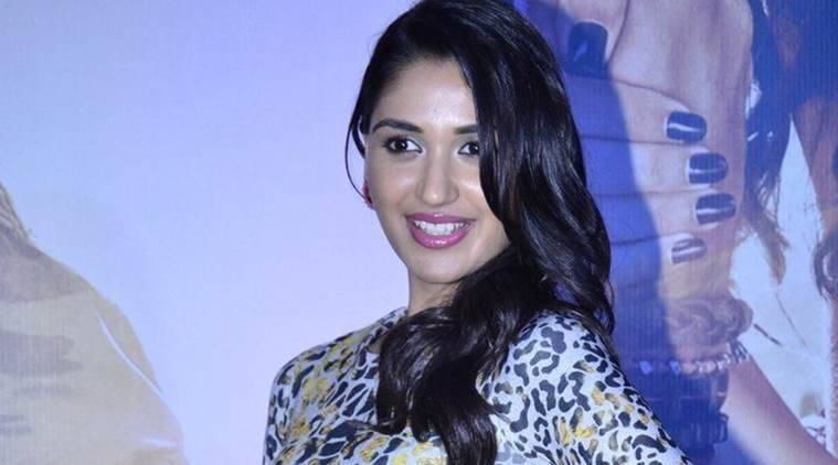 Nikita Dutta says her relation with yoga is on a different level.