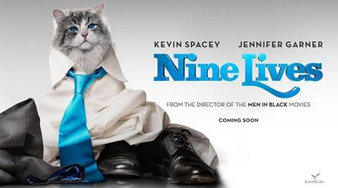 Kevin Spacey's Nine Lives to release in India in August
