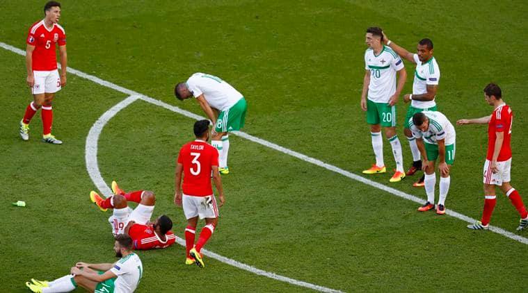 Wales vs Northern Ireland, WAL vs NIR, Norther Ireland vs Wales, NIR vs WAL, WAL NIR, NIR WAL, Michael O'Neill, Gareth Bale, Gareth McAuley, Euro 2016, Euro 2016 last 16, Euro 2016 last 16 results, Football