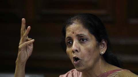 nirmala sitharaman, sitharaman, commerce and industry ministry, coffee production, india agriculture, india monsoon, agriculture india, india gdp, business news, coffee production, business news