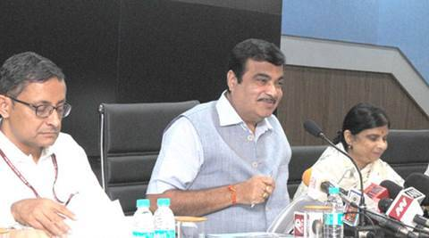 Govt working on 'war footing'  towards making roads less accident prone, says Gadkari - The Indian Express