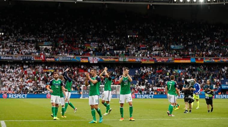 Northern Ireland v Germany - EURO 2016 - Group C
