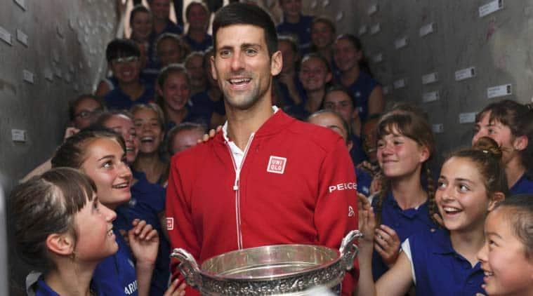 novak djokovic, djokovic, french open, french open 2016, andy murray, murray, roger federer, federer, nadal, tennis news, tennis