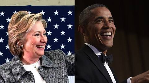 US Elections, Presidential elections 2016, US election campaign, Barack Obama, Hillary clinton, Democratic candidate Hillary Clinton, Obama to campaign for Clinton, Election campaign 2016 US, WORLD NEWS, US Politics, latest news