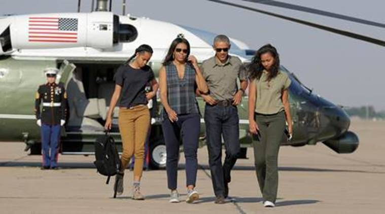 barack obama, obama daughters, obama daughter military service, sasha malia military service, barack obama on military service, world news