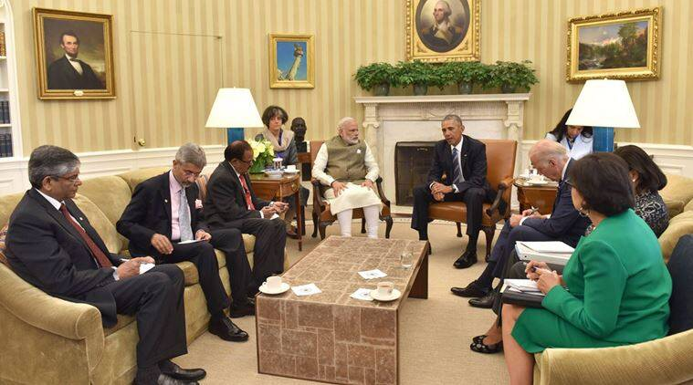 Modi Obama, Obama Modi, Modi in US, PM Modi in US, PM Modi Washington, Obama White House, US India Partnership, Nuclear Suppliers Group, NSG, US India bilateral economic ties, US India Civil Nuclear agreement, G20 summit, G20 Summit China, Latest News, India News
