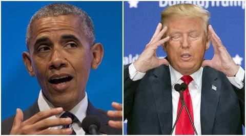 Donald Trump, Trump, Barack Obama, Obama, US, united States, , US president barack Obama, Obama on Trump, Obama on Trump Populist remark, Trump populist, Us presidential elections, US elections, US elections 2016, US polls, Us presidential elections 2016, Hillary Clinton, Bernie sanders, world news, latest world news
