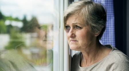 Are most elderly persons subject to abuse in old age?