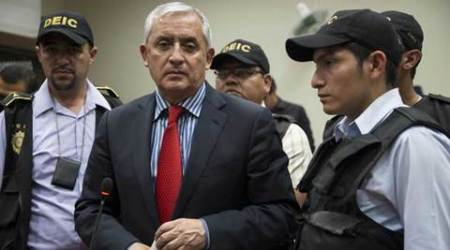 Guatemala: Ex-president accused of corruption, 50 to be arrested