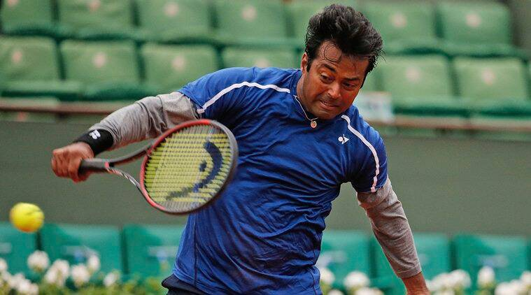 leander paes, leander, french open 2016, french open, french open final, sania mirza, leander paes martina hingis, paes hingis, sania mirza paes, rio 2016, olympics, sports news, sports