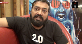 Pahlaj Nihalani Is Intellectually Incapable Of The Position He Holds: AnuragKashyap