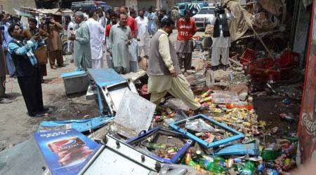 Pakistan blast: 15 dead, dozens injured in blast in Quetta