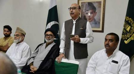 abdul basit, pak high commissioner iftaar party, pakistan iftaar, basit iftaar party, abdul basit iftaar party, RSS iftaar party, india news, latest news