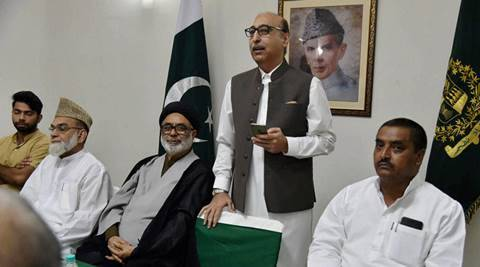 Abdul Basit, pak high commissioner, india pakistan ties, iftar party, iftar party delhi, rss iftar party, iftar party indresh kumar, rashtriya swayam sevak sangh, muslims rss, india news