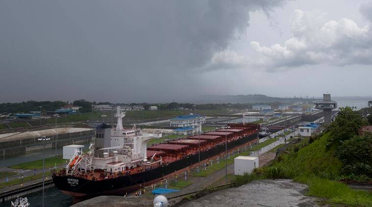 panama, panama canal, new panama canal, panama canal expansion, panama expansion, Juan Carlos Varela, panama canal inaugration, panama papers, world news