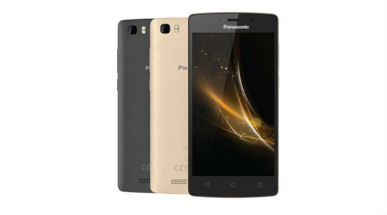 Panasonic P75, Panasonic P75 launch, Panasonic, Panasonic P75 specifications, Panasonic P75 price, big battery smartphone, Panasonic P75 5000mAh battery phone, smartphones, android, tech news, technology