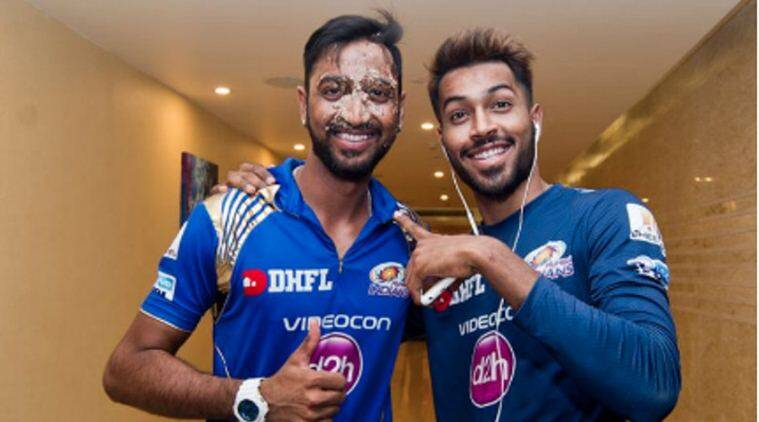 Hardik Pandya, Krunal Pandya, Hardik Krunal, TNCA, TNCA news, Swaraj Cricket Club, sports news, sports, cricket news, Cricket