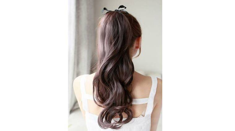 hairstyle, hairstyle tips, Ponytail, messy buns, wavy hair, waves hair, fishtail braid, easy hairstyle, style tips