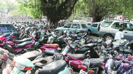 Chandigarh: Inspection of parking lots MC sends notices to contractors forviolations