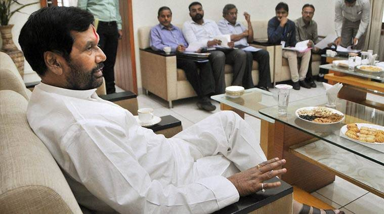 price rise, food price rise, inflation, price inflation, parliament opposition, centre, india government, ram vilas paswan, paswan, congress, bjp, parliament news, india news