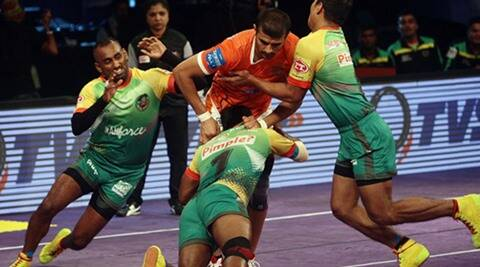 Pro Kabaddi 2016, Patna Pirates vs U Mumba: As it happened