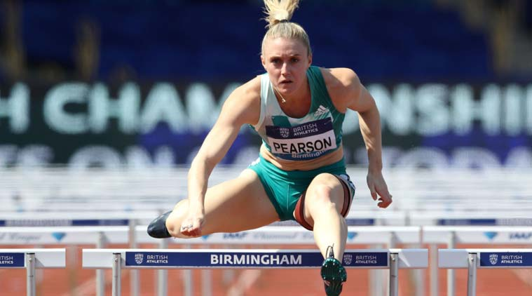diamond league, diamond league results, diamond league athletics, mo farah, farah, Sally Pearson, athletics