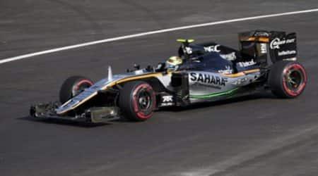sergio perez, perez, formula one, f1, austria gp, austrian grand prix, ferrari, motor sports, f1 news
