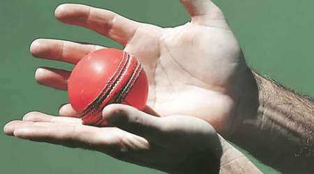 Pink ball for home Test not black andwhite