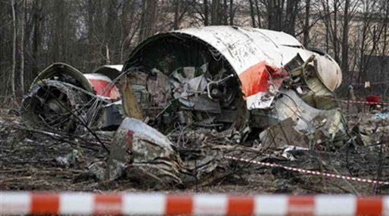Poland Plane crash759 - Copy