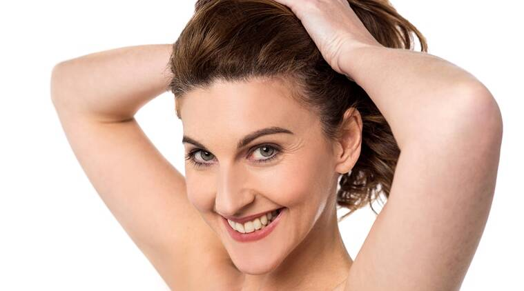 Leave your hair open at times. You scalp needs to breathe. (Source: Thinkstock Images)