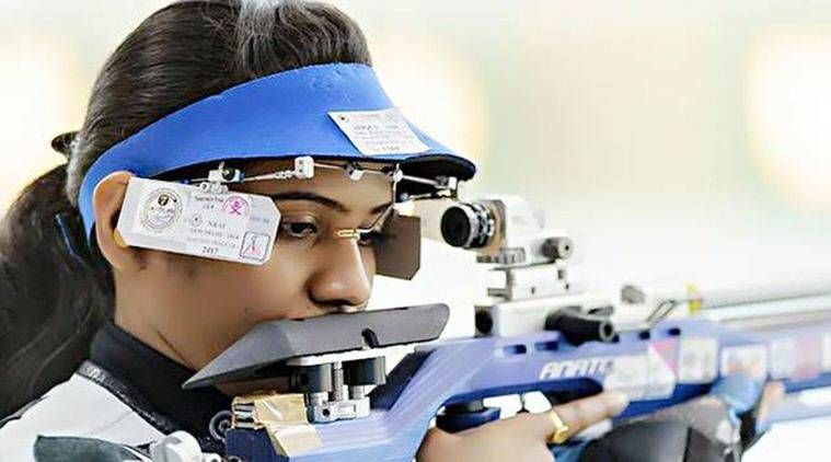 Pooja Ghatkar, Pooja, Ghatkar, Air rifle , women's 10m Air Rifle, International Shooting Sport Federation , ISSF, ISSF World Cup, Shooting
