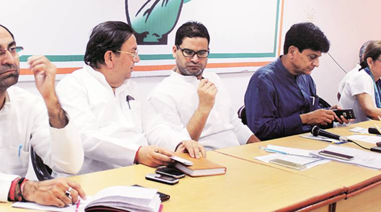 prashant kishore, Election strategist Prashant Kishore, Prashant kishore will not campaign in 2019 polls, IPAC, Indian Political Action Committee, 2019 Lok sabha elections, 2019 general elections, india news, indian express