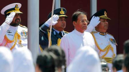 Sri Lankan President Maithripala Sirisena pledges special probe for alleged detention camps