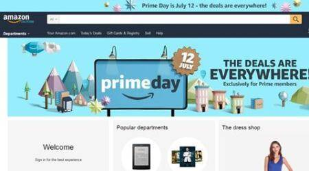Amazon sale, Amazon Prime Day, Amazon, Amazon Prime Day sales, Amazon online shopping, Online shopping amazon, e retailer amazon, amazon news, online sale Amazon, Sale at amazon, technology news