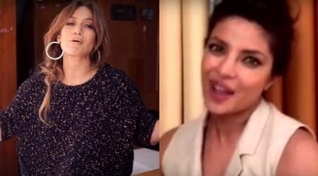 Watch: Priyanka Chopra, Jennnifer Lopez lip-sync to Enrique Iglesias' song
