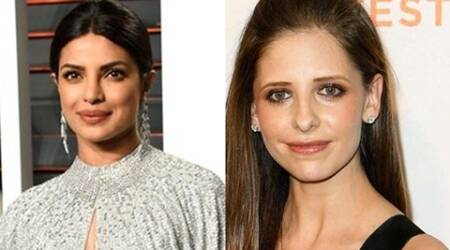 Priyanka Chopra, Sarah Michelle Gellar in awe of each other