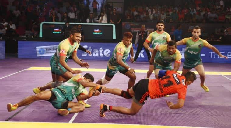 Pro Kabaddi League, Pro Kabaddi League Season 4, PKL, Patna Pirates U Mumba, Patna Pirates vs U Mumba, U Mumba vs Patna Pirates, Patna Mumbai, Pardeep Narwal, Sports