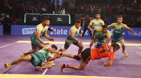 Pro Kabaddi League: Pardeep Narwal stars in Patna Pirates  win over U Mumba