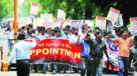 600 teachers detained during protest march to HRDministry