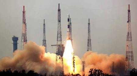 ISRO, ISRO launch, ISRO satellite launch, PSLV launch, PSLV C-34 launch, PSLV satellite launch, Satellite launch successful