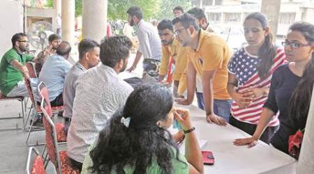 University grants commission, Panjab university, students, helpdesk, helplines, India News
